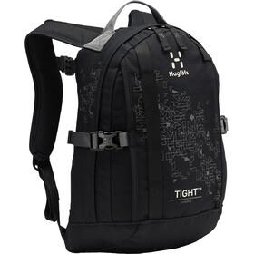 Haglöfs Tight 8 Backpack Youth true black